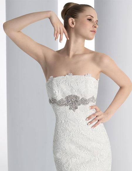 Fotos de vestidos de novia | Manu Alvarez 2010