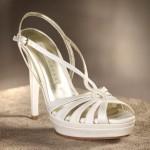 Zapatos de novia Pronovias 2013
