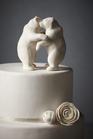 adornos pastel de bodas