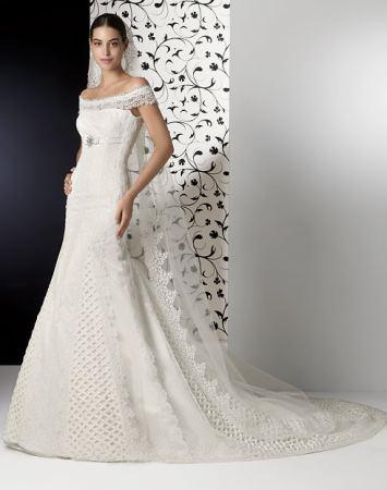 oke magazine: vestidos de novia 2010 de amanecer nupcial