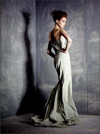 vestidos de novia sencillos. Vestidos de novia de Angel