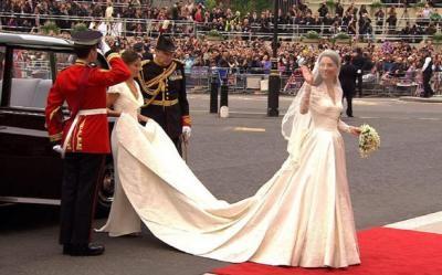 Vestidos de bodas reales memorables