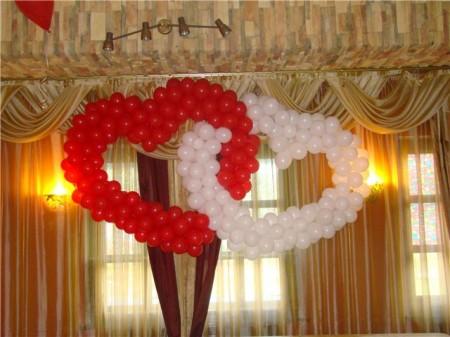Decoración de globos para boda - Imagui