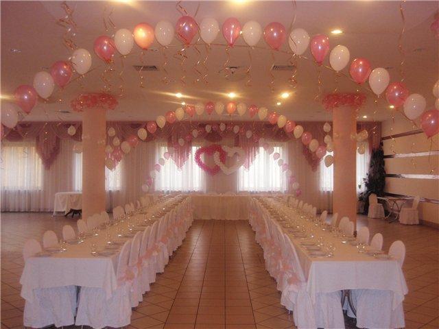 Adornos para matrimonio con globos imagui - Decoracion bodas con globos ...