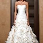 Vestidos de novia primavera 2011 de Jenny Lee