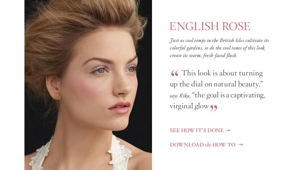 Ideas de maquillaje para novias BHLDN