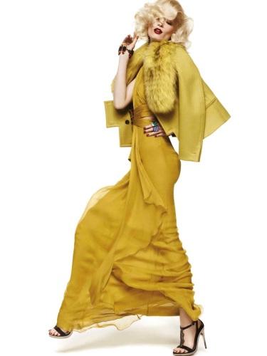 moda otoño 2012 cavalli