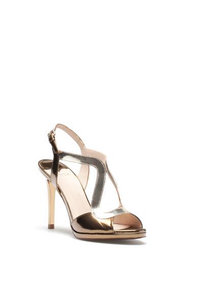 Zapatos Uterque para ir a una boda civil