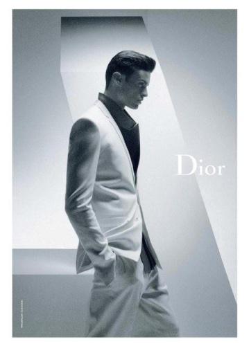 Trajes para hombre verano 2012 Dior Homme