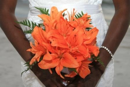 Decoración De Matrimonios En Color Naranja Boda Hoy