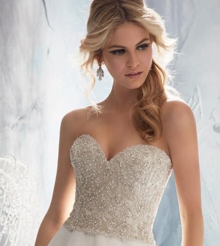 Tipos de peinados peinados para tu boda - Peinados elegantes para una boda ...