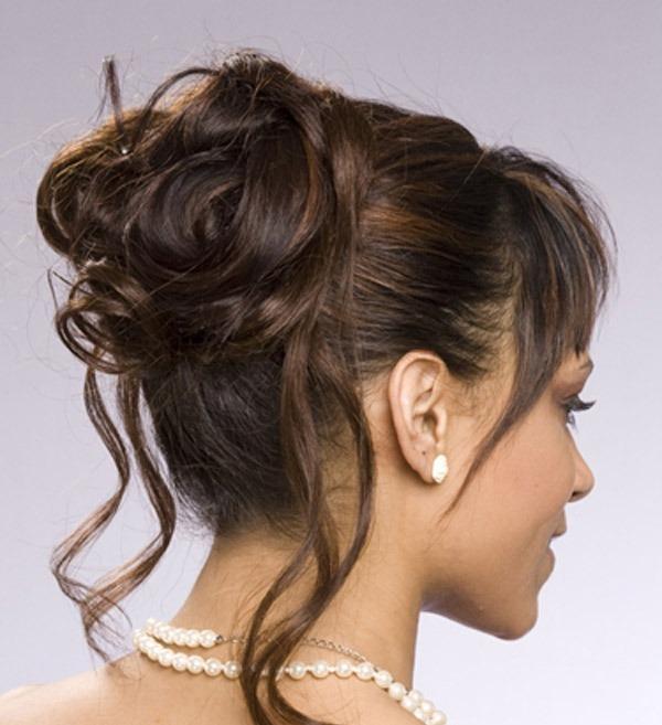 peinados de fiesta boda hoy with recogidos altos para bodas