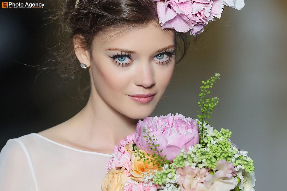 Tendencias maquillaje novias 2014 Pronovias