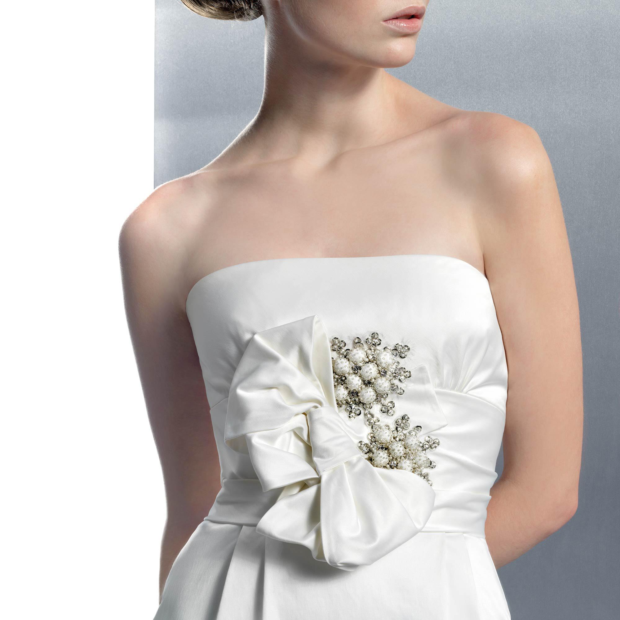 Vestidos de novia sofisticados Jesús Peiró