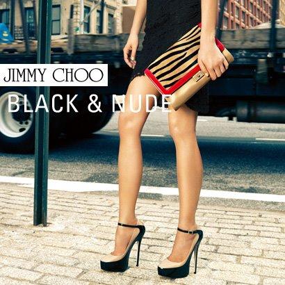Zapatos de Jimmy Choo bicolores